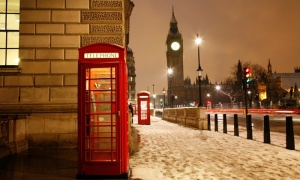 Groupon Kerstshoppen London