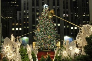 Kerstboom New York