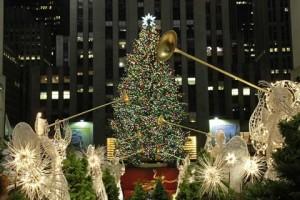 Kerstboom New York
