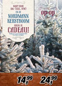 Makro gratis kerstboom actie 2015