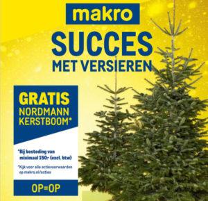 Gratis Kerstboom Bij Makro Kerstboomprijzen Nl