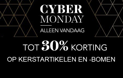 Cyber monday tot 30 procent korting for Ikea cyber monday 2016