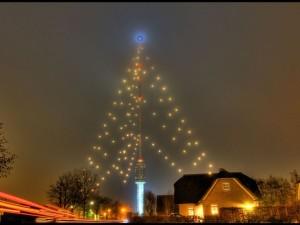 Grootste kerstboom ter wereld