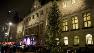 Kerstboom Oslo